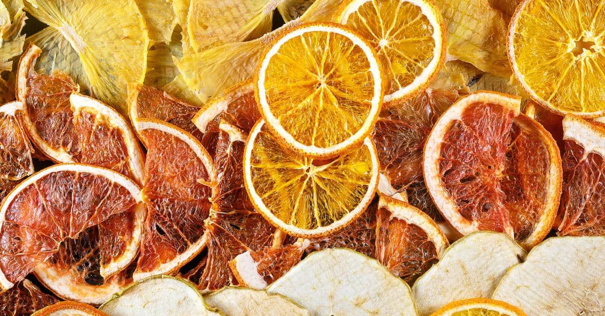 turunçgil kabukları