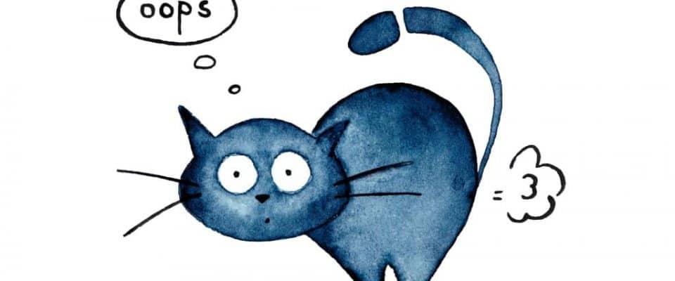 Kediler gaz çıkarır mı?
